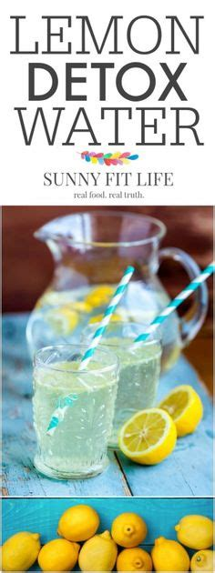 Lemon Detox Salt Water Flush Recipe by 1000 Images About On Overnight