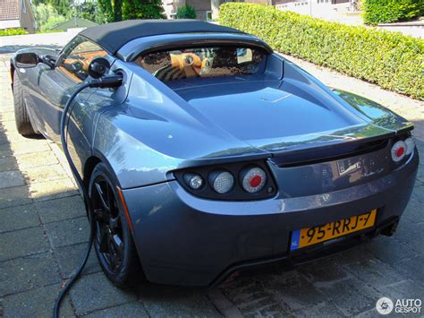 Tesla Motor Sports Tesla Motors Roadster Sport 2 5 26 August 2016 Autogespot