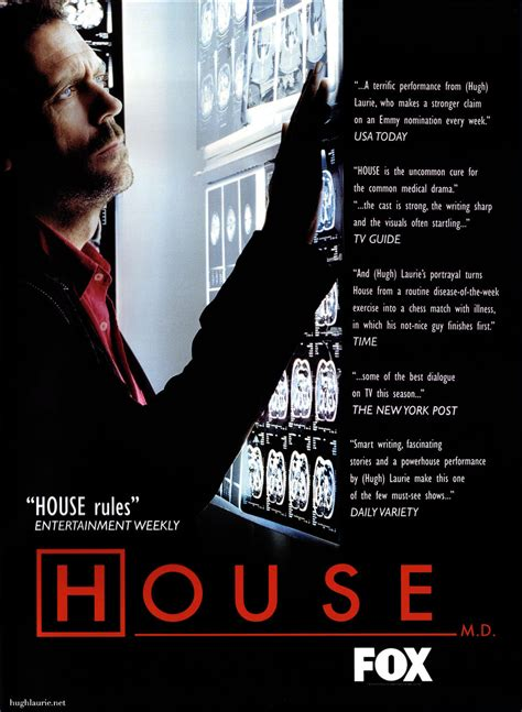 house md house md poster season 1 house m d photo 1751093 fanpop