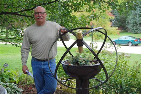 Garden Kaleidoscope Planter by Minnesota Landscape Arboretum Named Best Botanical Garden