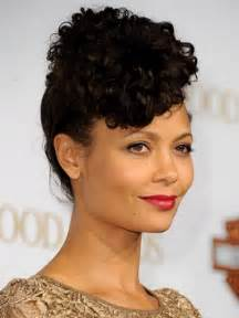 pin curl hairstyles for 2013 black hairstyle and haircuts