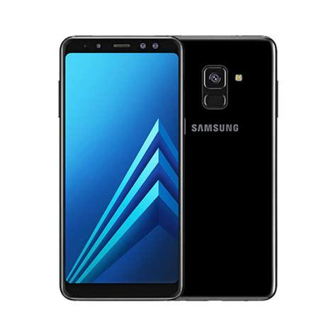 Samsung A8 samsung galaxy a8 2018 plus dual sim black