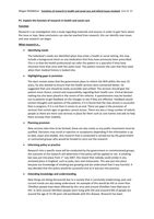 Unit 22. Research methodology - Stuvia