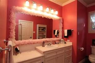 Bathroom Ideas For Girls Girly Bathroom Remodel Contemporary Bathroom