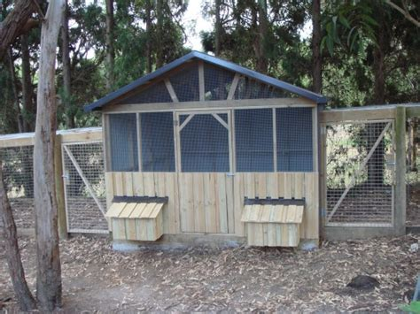 Chook Shed Designs Australia by Denny Yam Plans For Chook Shed Guide