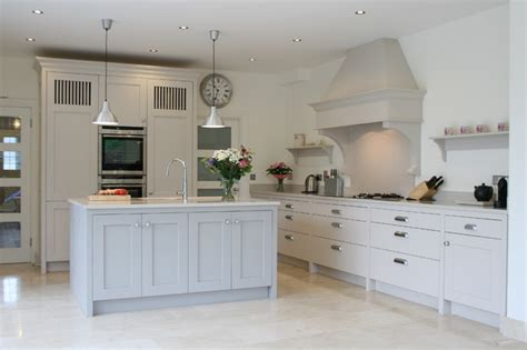 Paint Kitchen Cabinets Before And After Sandymount Transitional Kitchen Dublin By Noel