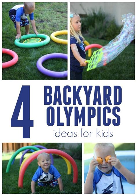 backyard olympics ideas 71 best images about olympic themed kids activities on