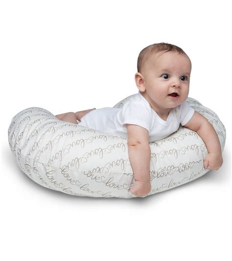 boppy slipcovered pillow boppy nursing pillow with slipcover love letters