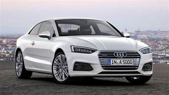 Audi A5 Pics 2017 Audi A5 Coupe Looks Rather Stylish In New Rendering