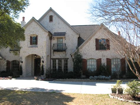 white brick house alamo construction masonry