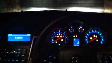 chevy cruze warning lights holden cruze dashboard illumination