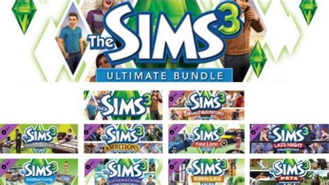 The Sims 3 Complete the sims 3 complete collection scaricalo da puntogaming