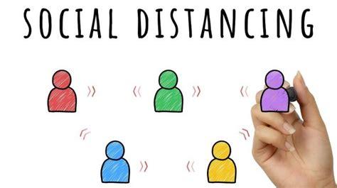 kumpulan berita social distance    social