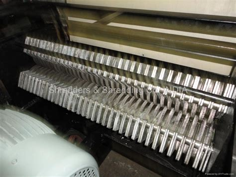Industrial Paper - industrial paper shredder smbz 10 0 sasco india