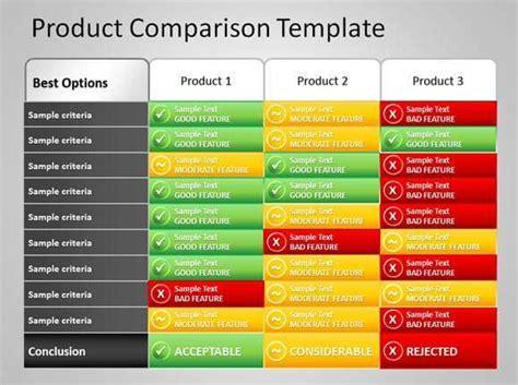 8 Product Comparison Templates Excel Excel Templates Comparison Chart Template Excel
