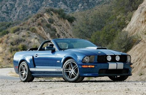2008 ford mustang shelby gt convertible car photos