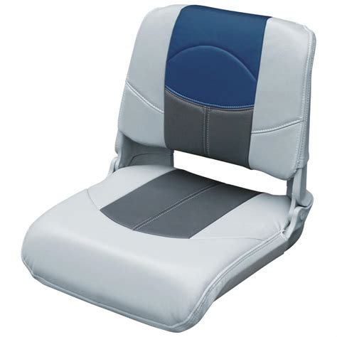 boat sets wise 174 blast off series pro style folding boat seat