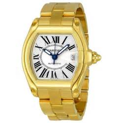 cartier roadster 18kt yellow gold s w62005v1