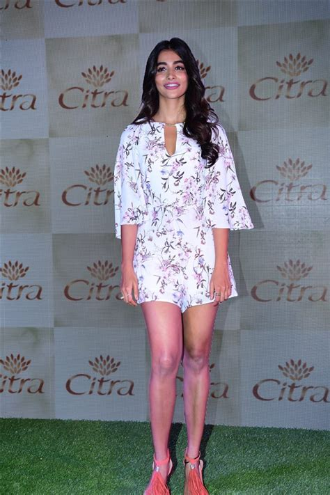Eyeliner Citra photos pooja hegde graces the launch of citra cosmetics