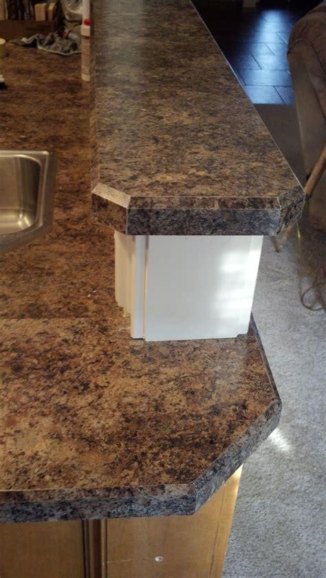 Buy Formica Countertops by Bevel Edge Laminate Countertop Trim In Formica 7734