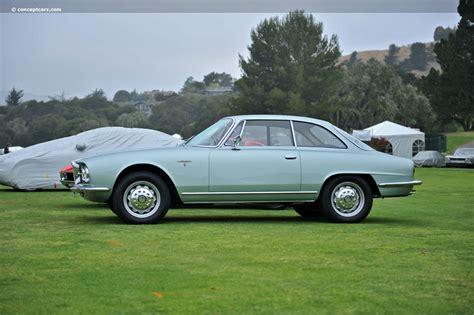 Alfa Romeo 2600 by 1963 Alfa Romeo 2600 At The Concorso Italiano