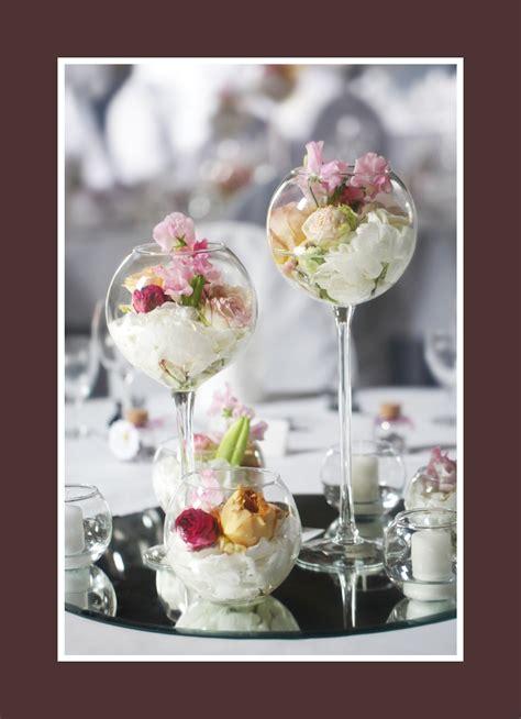 Deko Glas Hochzeit by Perfekte Blumen Blumendeko Und Blumenschmuck Im Glas