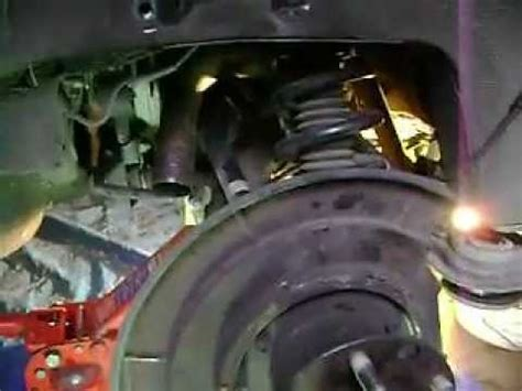 rear suspension removal 001 jaguar xk8 youtube
