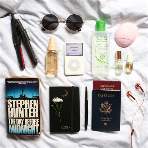 travel essentials le happy le happy
