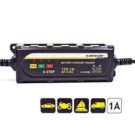 6 Volt Motorrad Batterie Laden by Dunlop Batterieladeger 228 T 6 12 Volt S 228 Ure Gel Batterie