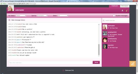 live chat room for single live web chat rooms
