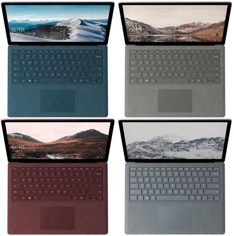 color laptop microsoft announces expansion of the availability list of