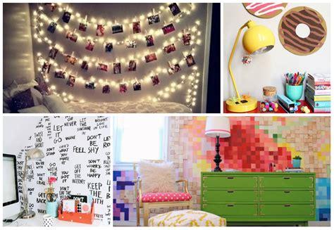 decoracion de habitación con fotos diy decoraciones para tu habitaci 243 n
