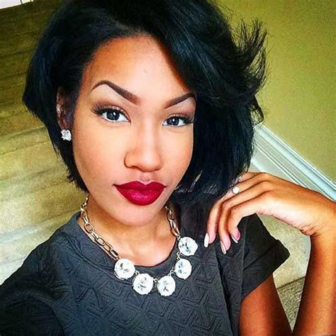 Bob Hairstyles 2016 For Black by 15 Black Bob Hairstyles Bob Hairstyles 2017