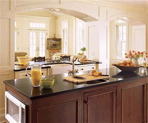 what to put on a kitchen island a place to put appliances kitchen island design