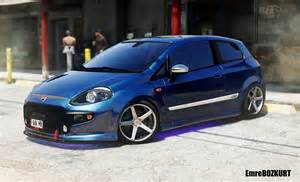 Fiat Punto Sport 2010 Fiat Punto Evo Sport Add On Replace Gta5 Mods