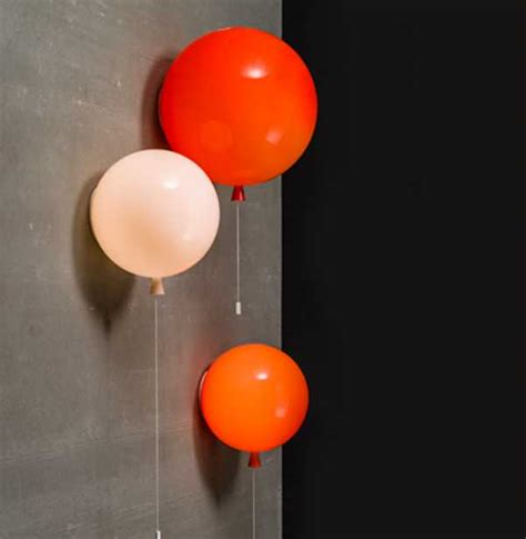 Kids Can Trip The Light Fantastic With Memory Balloon Lights Wall And Ceiling Lights