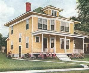 best 25 foursquare house ideas on pinterest craftsman