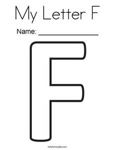 f color my letter f coloring page twisty noodle