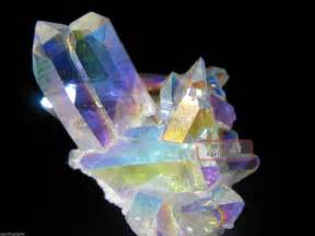 aura crystals one powerful rare angel aura lemurian seed quartz