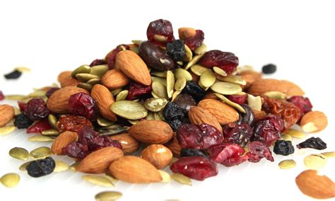 Mixed Nuts And Fruits 1 my day on a plate niamh parkinson rosanna davison nutrition