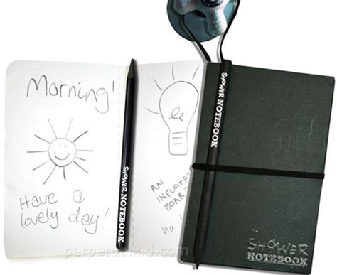 Shower Notepad by Discover And Save Creative Ideas