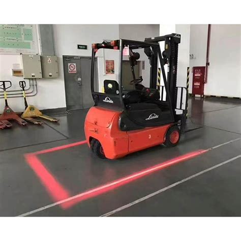 zone safety light xrll 18w forklift safety light led zone warning lights