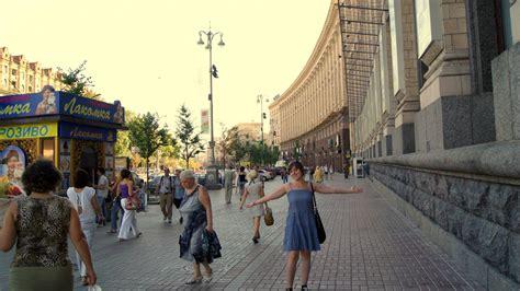 imagenes que lloran en ucrania khreschatyk calle principal de kiev mis viajes por ah 237