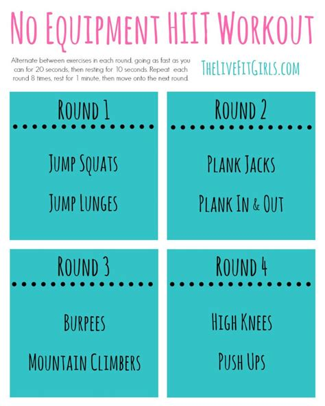 10 workouts you can do in your living room six