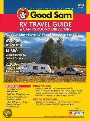 the sam rv travel savings guide sams rv travel guide cground directory books bol sam american rv travel guide