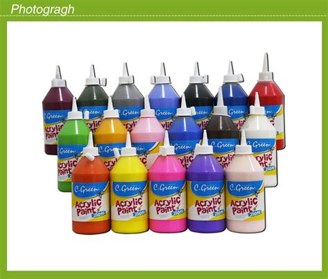 3 low toxicity paints non toxic low price private lable acrylic paint buy