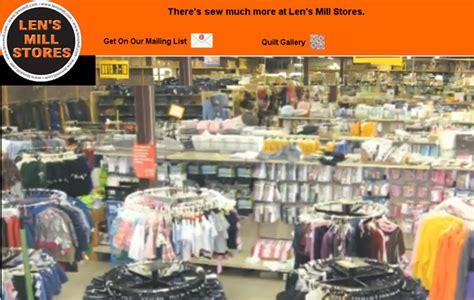 online len outlet len s mill store weekly flyer online flyers online
