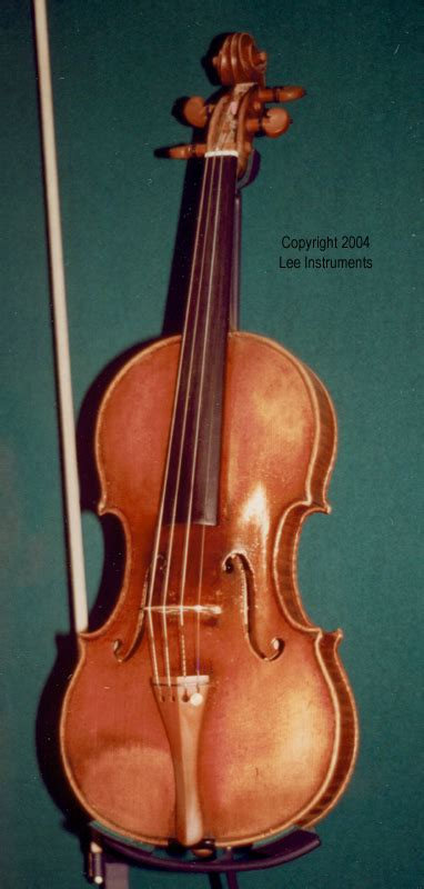 paganini s violin photograph 2