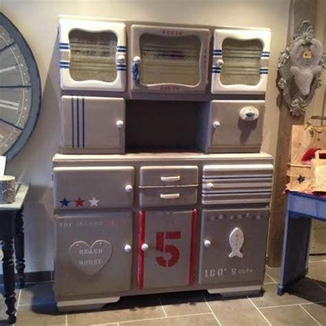 caisson four encastrable 1950 buffet de cuisine vintage mado