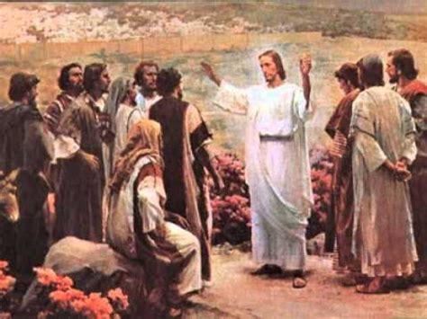 imagenes de jesus llamando a sus discipulos evangelio san lucas 10 1 12 17 20 video youtube